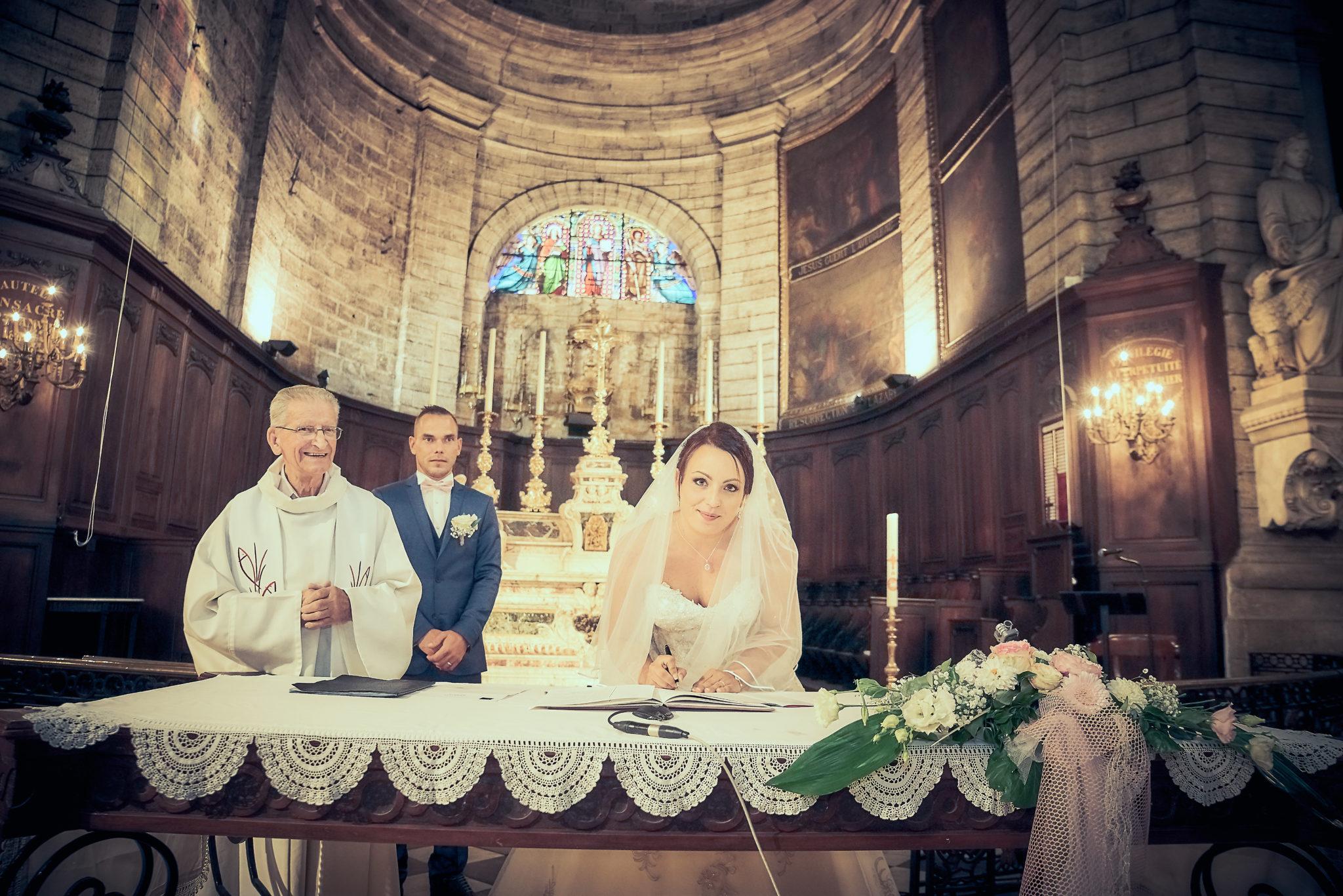 MARIAGE a Pézénas de Anne sophie et julian en 2017